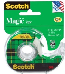 127bScotch Magic Tape 2 FREE Scotch Magic Tape Rolls at Rite Aid