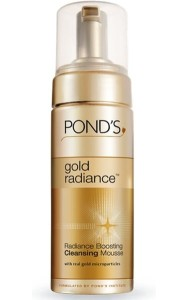 2c2cfree sample ponds 186x300 Free Sample Pond's Gold Radiance Mousse