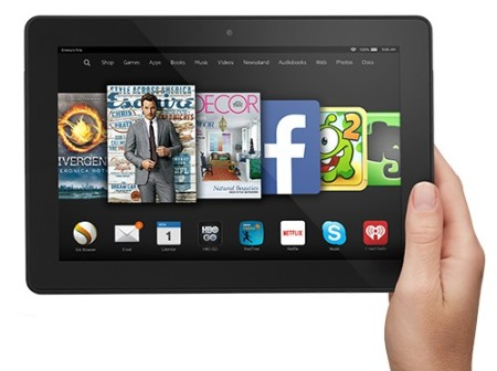 *HOT* $299 (Reg $429) Kindle Fire HDX WiFi 32GB (Today Only)