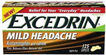 5f38Excedrin Mild Headache FREE Excedrin Mild Headache at Rite Aid