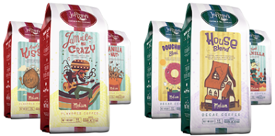 Giveaway Joffrey's Coffee & Tea