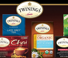 3 FREE Samples of Twinings Tea