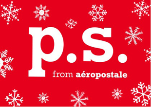 FREE $5 off $5 Purchase Coupon at P.S. from Aéropostale Stores