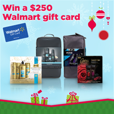 Giveaway Walmart Holiday Gifting Gift Card