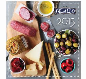 FREE 2015 DeLallo Calendar