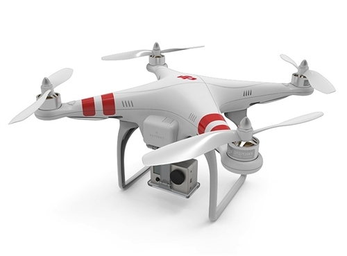Beach Camera DJI Phantom Aerial UAV Drone Sweepstakes