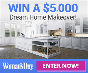 Woman's Day $5,000 Home Makeover