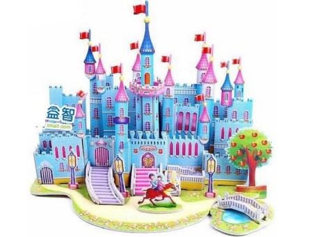 *HOT* $9.95 (Reg $100) Kids Authority Princess Castle Playset