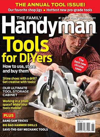 Free Family Handyman Magazine
