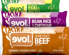 Coupon Buy 1 Get 1 FREE EVOL Product