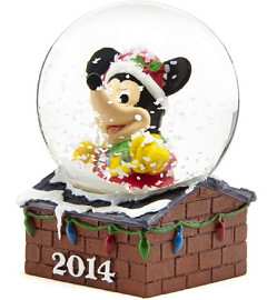 ec952014 Disney Snow Globe FREE 2014 Disney Snow Globes at JCPenney on 12/21